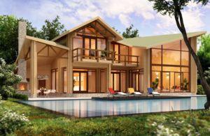 construction ossature bois. Black Bedroom Furniture Sets. Home Design Ideas